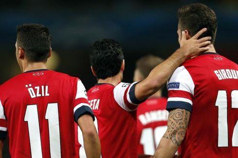Arsenal Vs Liverpool, The Gunners Dikepung Jadwal Padat