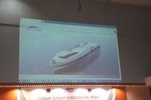Mei 2019, Kapal Motor Baru Beroperasi di Kali Adem-Kepulauan Seribu