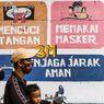 UPDATE: Bertambah 1.384, Kasus Covid-19 di Indonesia Capai 4.225.871