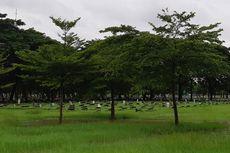 Jadi Lahan Pemakaman Pasien Covid-19, Tak Ada Blok Khusus di TPU Tegal Alur