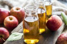 7 Manfaat Cuka Apel di Rumah, Bisa Membunuh Gulma dan Kutu