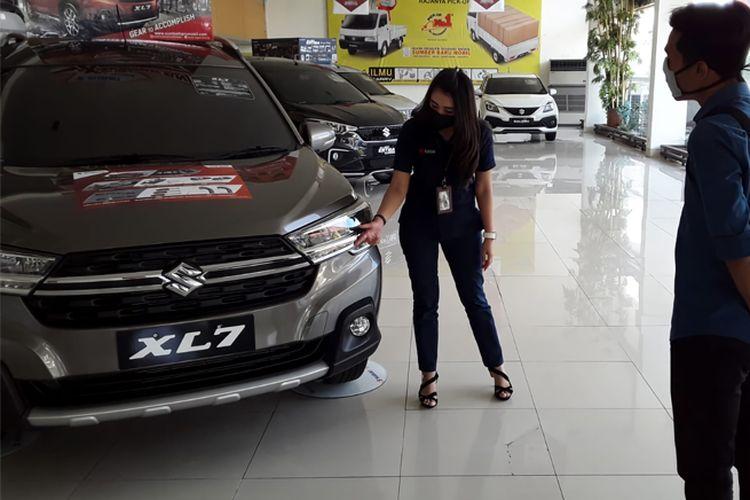 Suzuki layani konsumen dengan protokol kesehatan