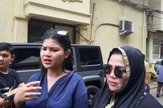 Sambangi Polres Jakarta Barat, Rosa Meldianti: Besuk Mas Fatah Dong