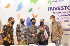 Diversifikasi Sumber Pendanaan, Pupuk Indonesia Tawarkan Obligasi Rp 2,5 Triliun