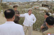 Kunjungi Area yang Terdampak Topan Maysak, Kim Jong Un Pecat Ketua Partai Setempat