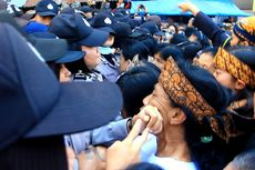 Ricuh, Eksekusi Tanah Adat Sunda Wiwitan Gagal