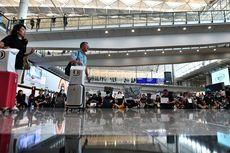 Menilik Bandara Hong Kong yang Gunakan Bilik Robot Disinfeksi Pertama untuk Seluruh Tubuh