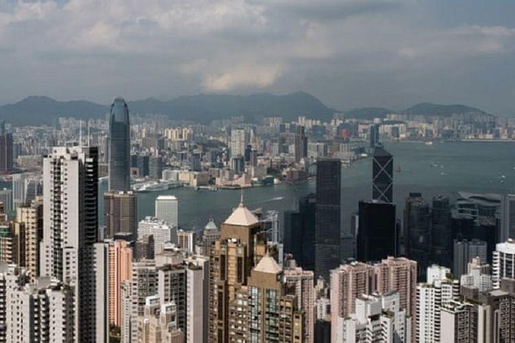 Hongkong menjadi salah satu pasar properti termahal di dunia.