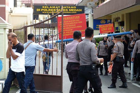 Bom di Polrestabes Medan, Menkumham Minta Masyarakat Perangi Terorisme