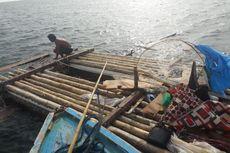 4 Hari Terombang-ambing di Laut, Ismail Bertahan Hidup Makan Kelapa Hanyut