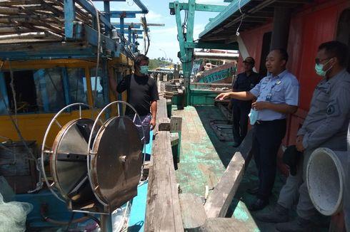 Bakamla Serahkan Berkas Perkara ABK dan Barang Bukti Kapal Ikan Vietnam Pencuri Ikan