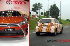 "Toyota Yaris Terbaru ""Digembleng"" Sebelum Meluncur"