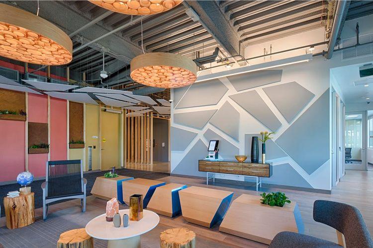 Kantor Google di Sillicon Valley, Amerika Serikat.