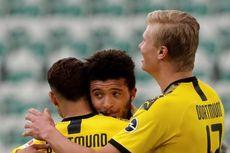 Wolfsburg Vs Borussia Dortmund, Die Borussen Petik 6 Kemenangan Beruntun