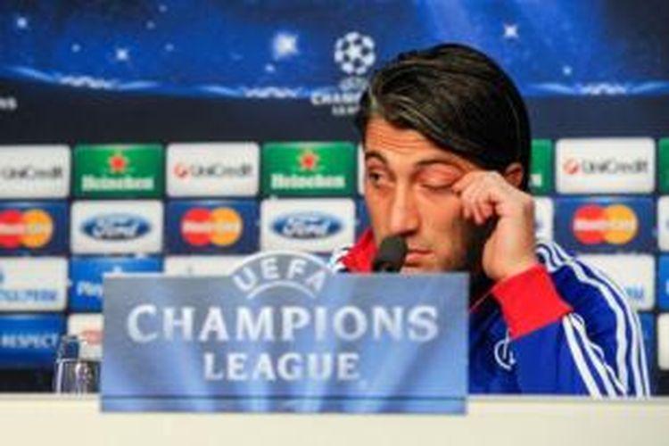 Pelatih FC Basel, Murat Yakin.