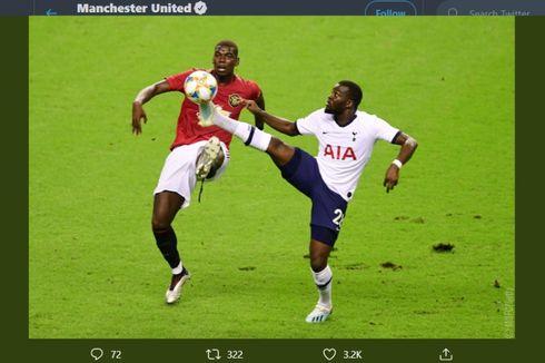 Tottenham Vs Man United, Gol Pemain Akademi Menangkan Setan Merah