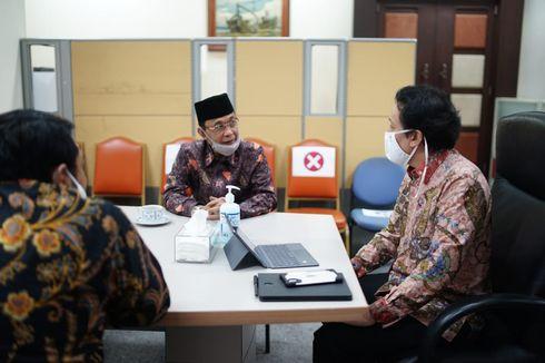 Stafsus Jokowi Ajak Kepala Daerah Kreatif Tangani Covid-19