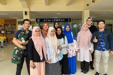 Pulang dari Wuhan, Mahasiswa Aceh Bimbingan Tesis via WeChat