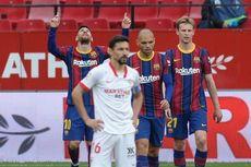 Top Skor Liga Spanyol: Messi Kian Melesat, Tinggalkan Sahabat