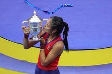 Juara US Open 2021, Emma Raducanu Ukir Sejarah Fantastis