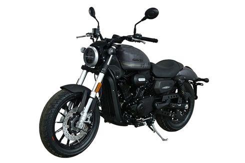 Inikah Sosok Harley Sporster Buatan China?