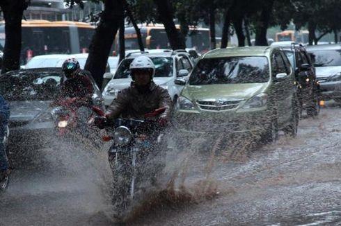 Hujan Diprediksi Terjadi Sepanjang Ramadhan dan Lebaran