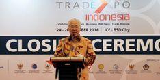 Trade Expo Indonesia 2018 Dongkrak Nilai Transaksi Hingga 5 Kali Lipat