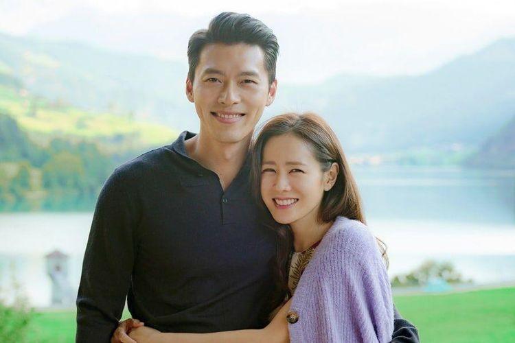 Hyun Bin dan Son Ye Jin dikabarkan pacaran.