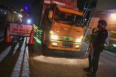 Mudik Dilarang, Trafik Truk dari Jawa ke Sumatera Naik 24 Persen