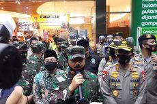 Panglima TNI dan Kapolri Tinjau Mal Tangguh di Kota Malang