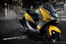 Honda PCX 150 Dikeroyok, Yamaha Luncurkan Majesty S 155