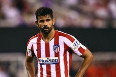 Penyerang Atletico Madrid Diego Costa Dijatuhi Hukuman Penjara 6 Bulan
