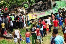 Polisi Beberkan Penyebab Tabrakan Maut di Tol Jagorawi