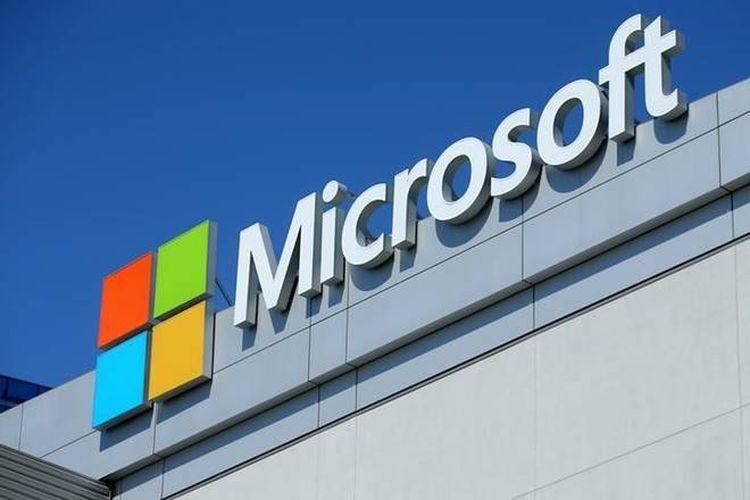 ilustrasi Microsoft