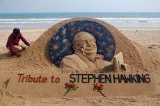 Mengenang Stephen Hawking, dari Topik Bumi Datar hingga Peran Tuhan
