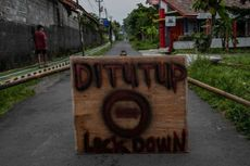 Wacana Darurat Sipil dalam Opsi Akhir PSBB yang Menuai Polemik...