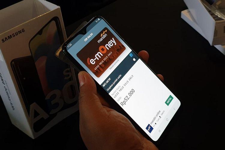 NFC di Galaxy A30s