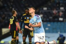 Ada Harapan Manchester City di Pundak Phil Foden