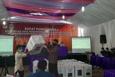 Hasil Rapat Pleno KPU Gunungkidul, Sunaryanta-Heri Susanto Unggul