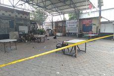 Kafe Komandan di Tebet Berantakan Setelah Bentrokan Suporter Persija Vs PSM Makassar
