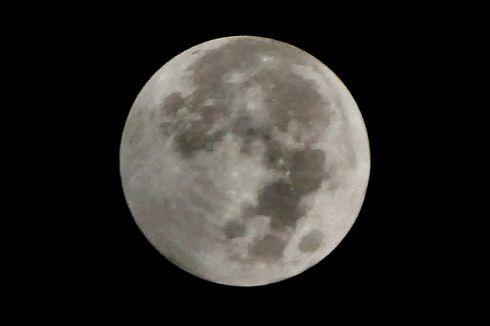 Mulai Petang Ini, Gerhana Bulan Penumbra Jelas Tampak dari Langit Indonesia Bagian Timur