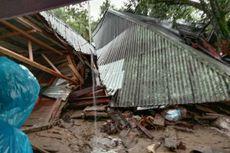 Banjir Bandang di Tanah Datar, 2 Rumah Hancur, Mobil dan Motor Warga Hanyut