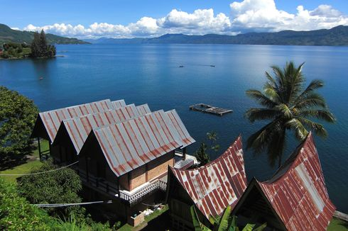 Perjalanan Geopark Kaldera Danau Toba Masuk Daftar UGG