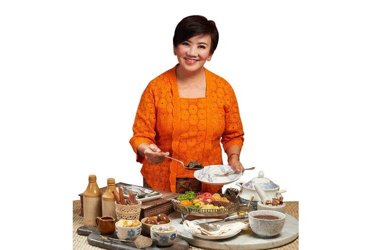 Pendiri rumah makan Dapur Solo Karina Rosalin Kumarga.