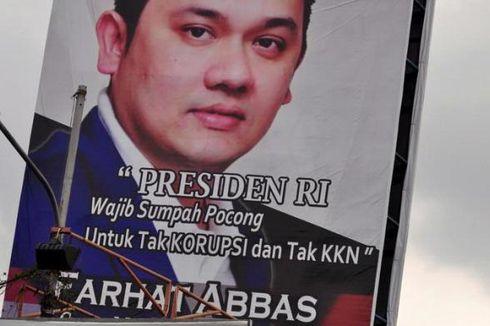 Hari Ini, MK Putuskan Gugatan Farhat Abbas soal Capres