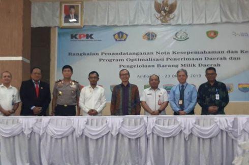 Kepala Daerah di Maluku Diminta Tak Takut dengan KPK