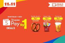 Survei IPSOS: ShopeePay Jadi Dompet Digital yang Paling Sering Digunakan di Bulan Oktober