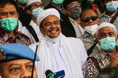Penangguhan Tahanan Belum Dikabulkan, Rizieq Shihab Rayakan Idul Fitri di Rutan Bareskrim Polri
