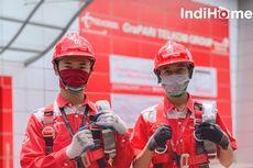 IndiHome Dukung Adaptasi Kebiasaan Baru Bersama Indonesia Maju #SemuaBisaBerubahMaju