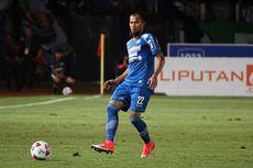 Kapten Persib Bandung Nikmati Latihan Ringan untuk Jaga Kekompakkan Tim